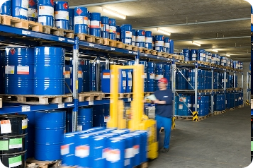 Disposal of Industrial Chemicals