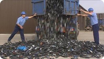Hazardous Electronic Waste Substances