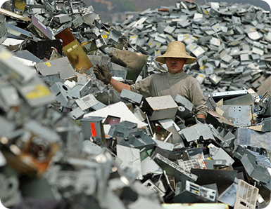 Sources of E Waste