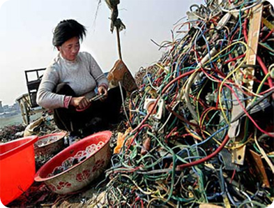 Global Trade Issues with E Waste
